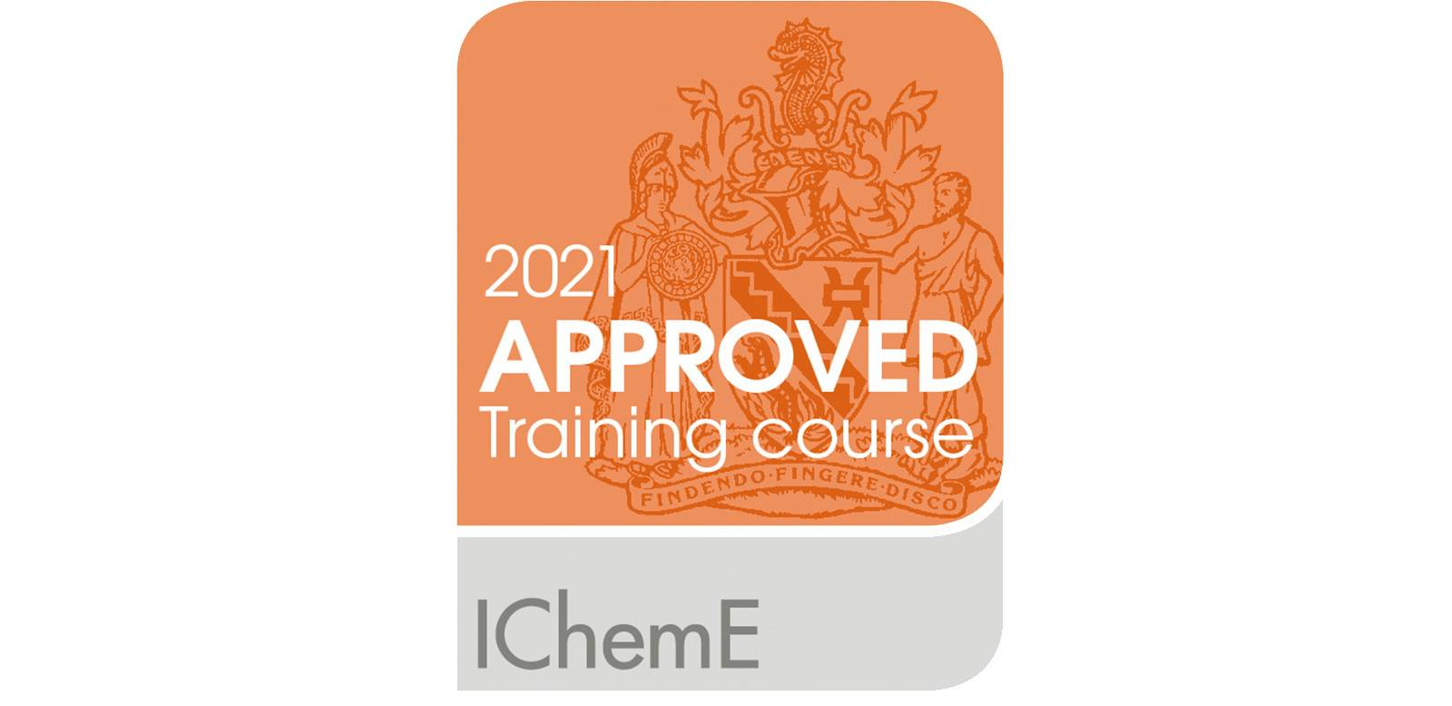 IChemE, 2021 approved training course