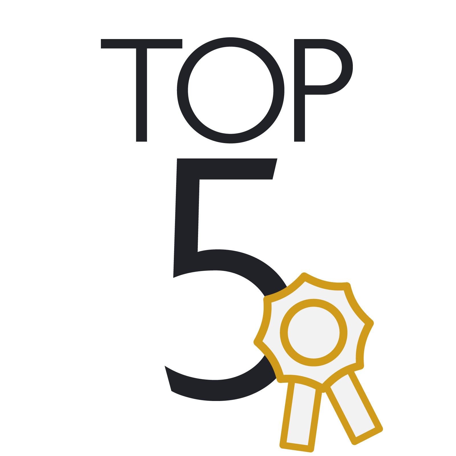 Top 5 in the UK image