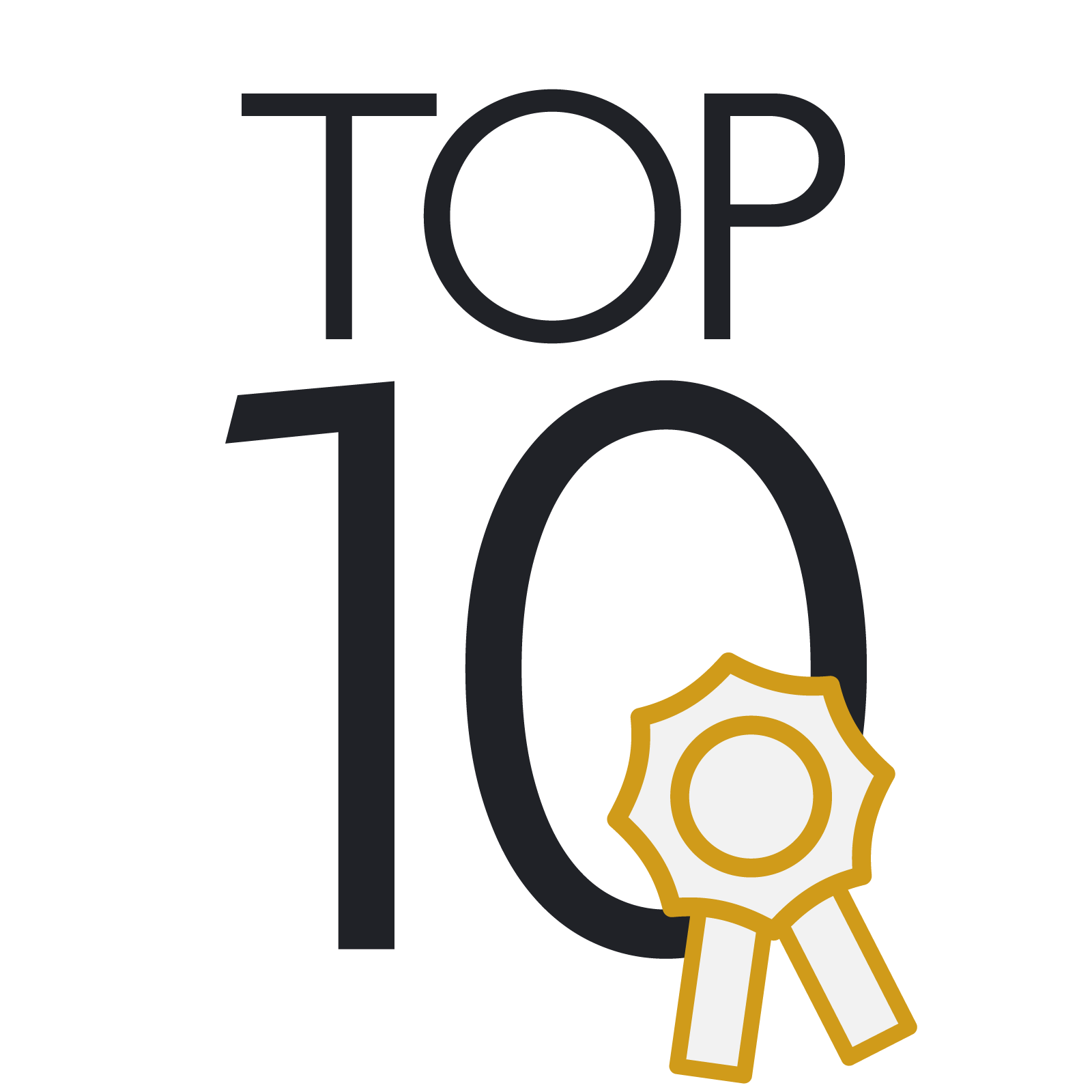 Top 10 in the UK image